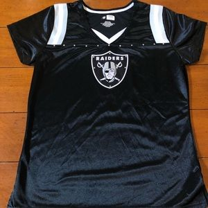 Women's Raiders Shirt size XL